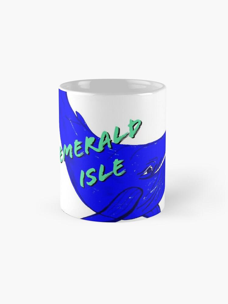 Alternative Ansicht von Smaragdinsel Tassen