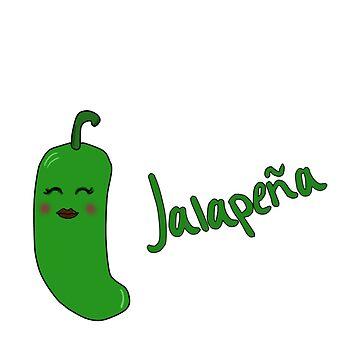 Jalapeña Couple Shirt by jackbattle6