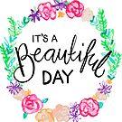 «Its' a Beautiful day!» de pitaya-roja