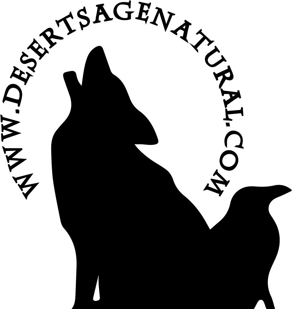 Desert Sage Natural Logo by DesertSage