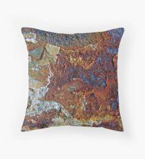 alter-earth Throw Pillow