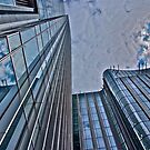 Banking complex in London by dhphotography