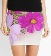 Cosmos in a Shell Mini Skirt