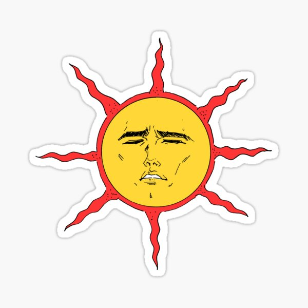Praise the Sun Sticker