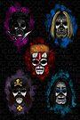 Errorface skull Icons  by errorface