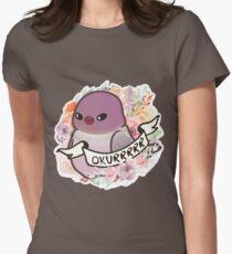 Okurrrrr Bird Women's Fitted T-Shirt