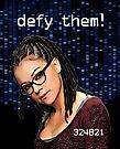 Cosima Niehaus - Defy them! by LaRoach