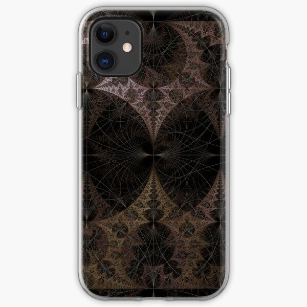 conjunction of spheres iPhone Soft Case