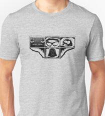 Dark Side Description Unisex T-Shirt