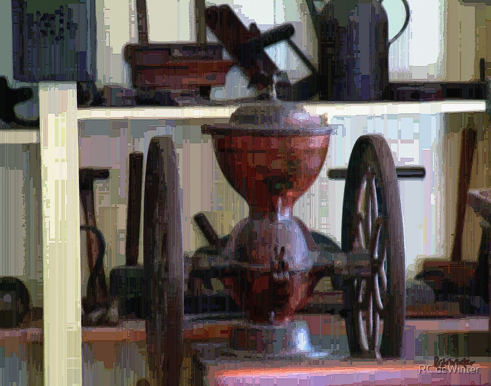 Tools for the Times by RC deWinter
