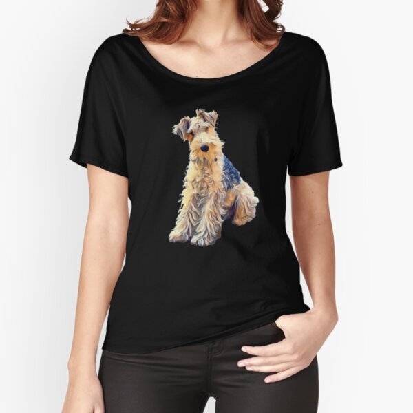 AIREDALE TERRIER Relaxed Fit T-Shirt