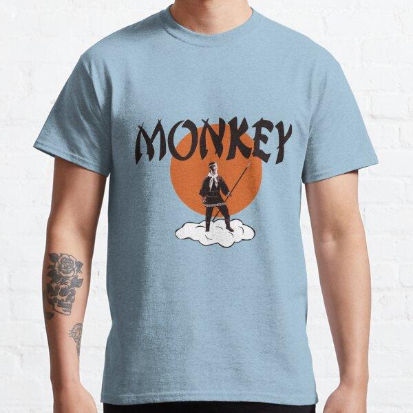 Monkey Magic Shirt, Sticker, Mask Classic T-Shirt