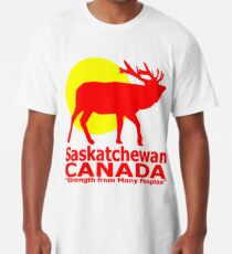 Saskatchewan Long T-Shirt