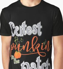 Cutest Punkin in the Patch  Graphic T-Shirt
