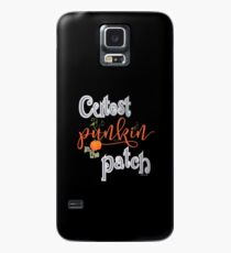 Cutest Punkin in the Patch  Case/Skin for Samsung Galaxy