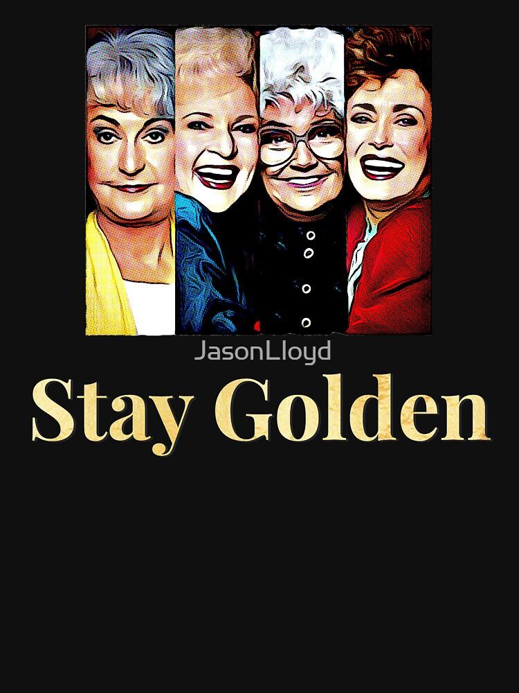 Stay Golden by JasonLloyd
