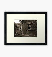 Star Ranch Framed Print
