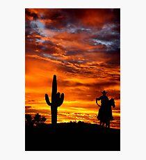 Wild Wild West Photographic Print