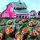 Pumpkin Patch by Herbert Renard