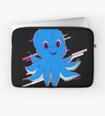 Animal cartoon Eighties Retro Violet and Purple Laptop Sleeve