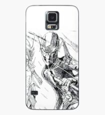 Funda/vinilo para Samsung Galaxy (ninja) Relim y Shadow final fantasy 6