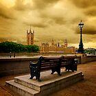 London Serenity by Peter Evans