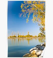 Lake Burley Griffin Canberra Poster