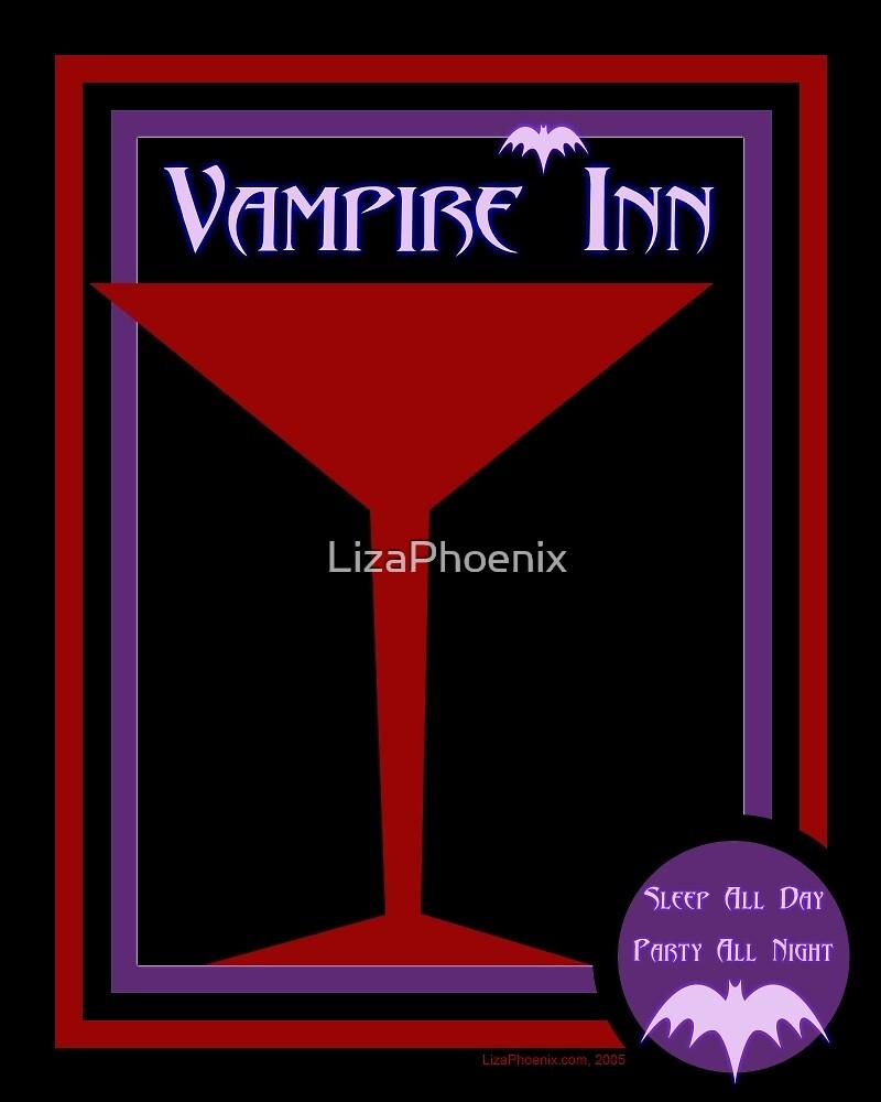 Vampire Inn by LizaPhoenix