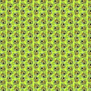 Funky Green Tea Cups by Pembertea