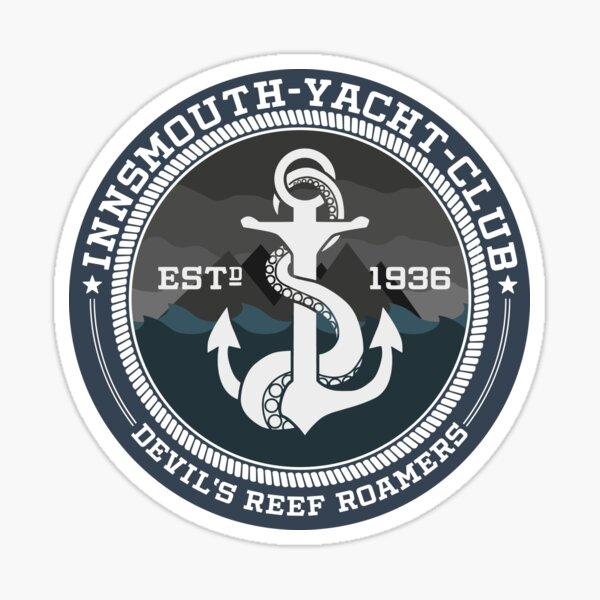 Innsmouth-Yacht-Club Sticker