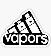 vapors Sticker