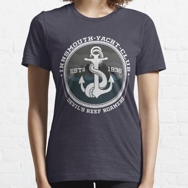 Innsmouth-Yacht-Club Essential T-Shirt