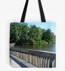 beautiful scenery Tote Bag