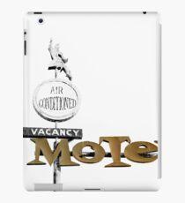 Retro American Motel 1950s iPad Case/Skin