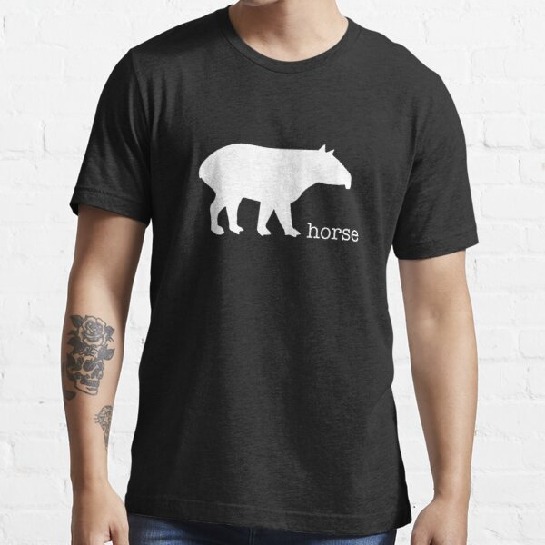 Tapir Horse for Ex Mormon Essential T-Shirt