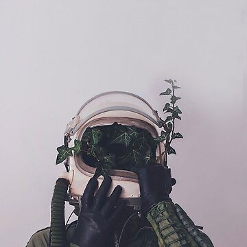 Event of Moone Disaster - Astronaut with Vines/Ivy by danwatts525