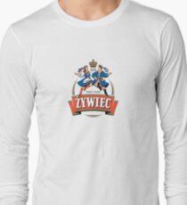 Zywiec Polska Beer - Polish Long Sleeve T-Shirt
