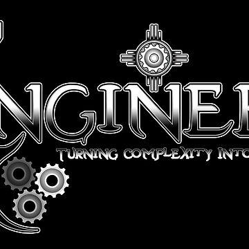 Engineer Metallic by xzendor7