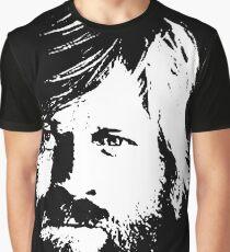 Jeremias Johnson, Robert Redford Grafik T-Shirt