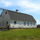 The Barn  by John  Kapusta