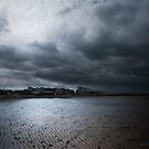 Stormy Skies, Margate by Anna Shaw
