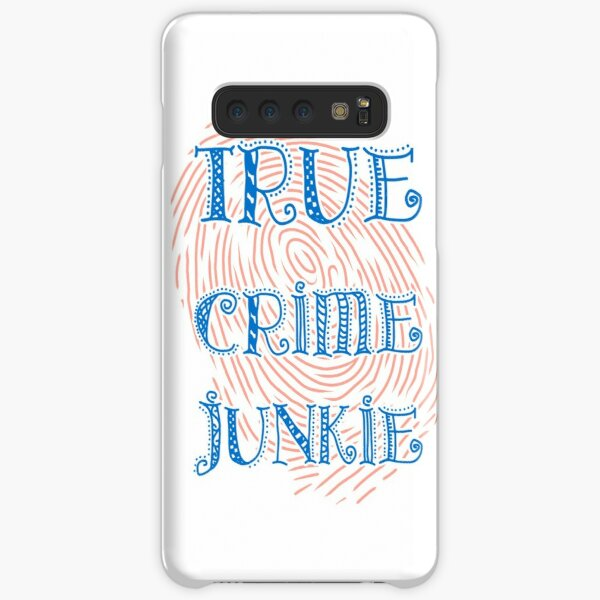 True Crime Junkie Samsung Galaxy Snap Case