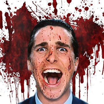 American Psycho Patrick Bateman by NaomieTalon39