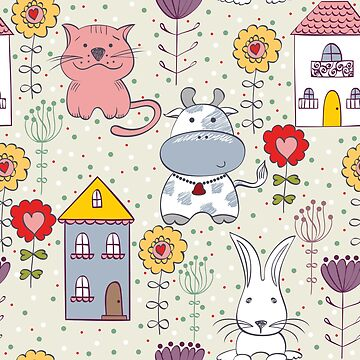 Baby Nursery Animals P9 | JUST FOR KIDS - BABIES by mcaussieb