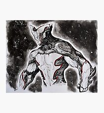 Warframe Excalibur - Painting Photographic Print