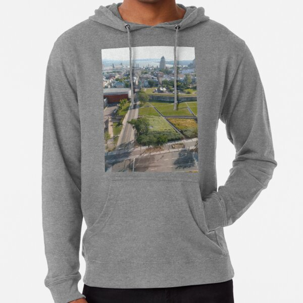 Montreal, #Montreal, Quebec City, #QuebecCity, #Quebec, #City, #Canada, #buildings, #streets, #places, #views, #nature, #people, #tourists, #pedestrians, #architecture, #flowers, #monuments Lightweight Hoodie