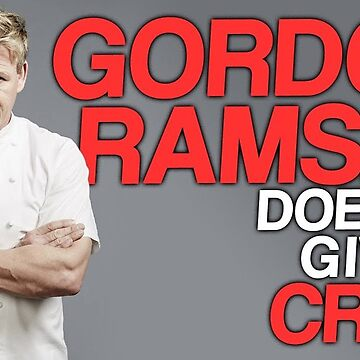 Gordon Ramsay by nathanglab