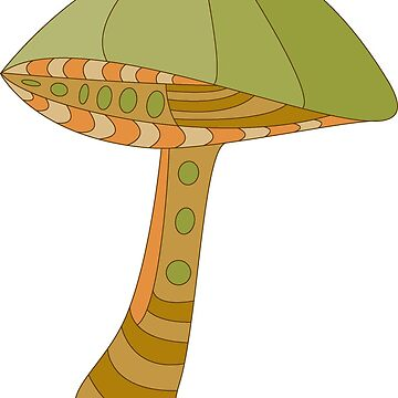 Mushroom by Lenka24