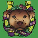 Lucky Dog by Linda Hardt