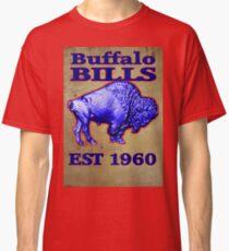 Buffalo Bills Est 1960 The BILLS Classic T-Shirt
